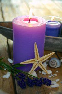 Wellness - Aromatherapie - Lavendel
