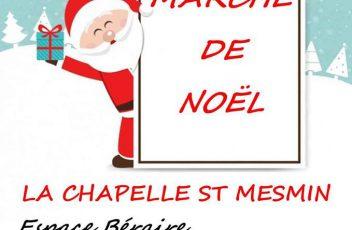 Marche noel La chapelle